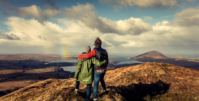 Connemara_Hikers