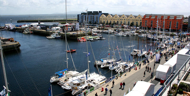 Galway_dock_road