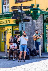 Galway_Buskers